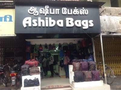 ASHIBA BAGS