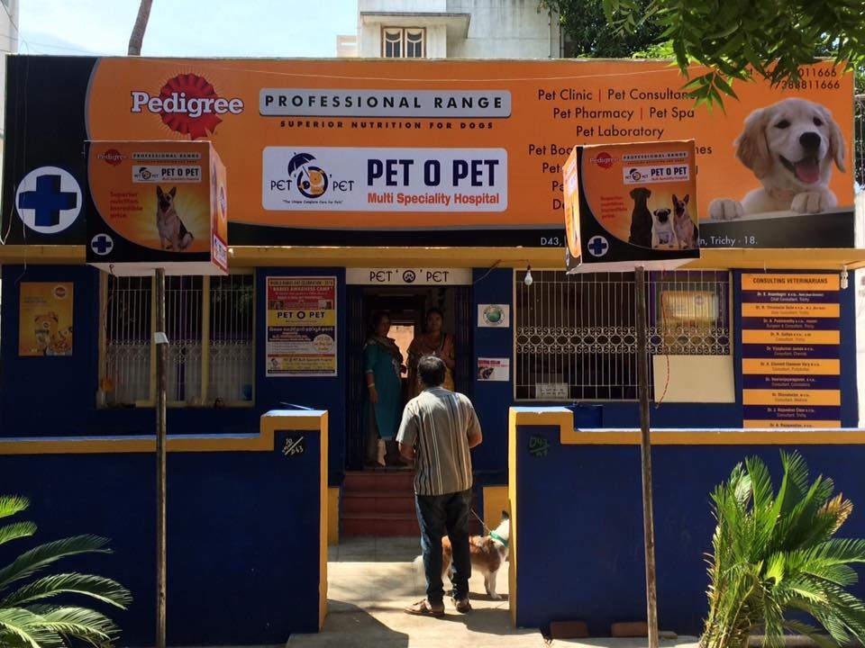 PET O PET Multi Speaciality Hospital