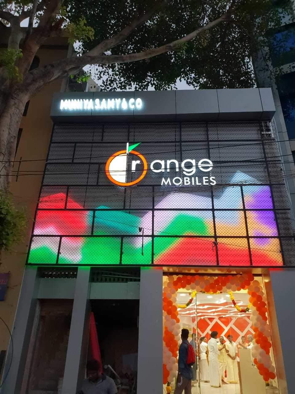 Orange Mobiles