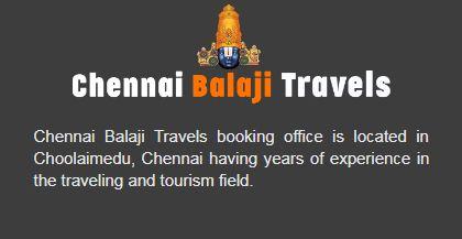 Chennai Balaji Travels-chennai To Tirupati Car Rental