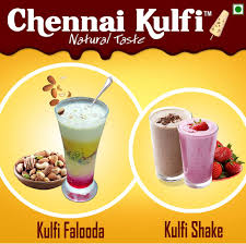 Chennai Kulfi Natural Taste